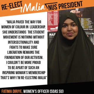 fatima soas endorsement