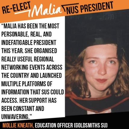 mollie goldsmiths endorsement copy