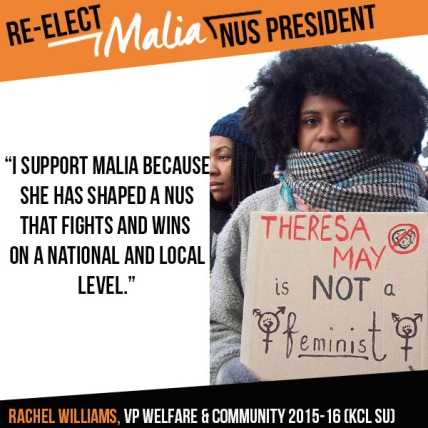 Rachel kcl endorsement